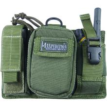 Maxpedition 0324G Triad Admin Pouch, OD Green