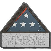 Maxpedition PVC Freedom is Not Free Patch, SWAT