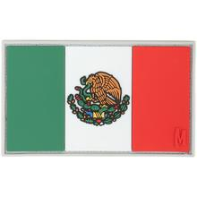 Maxpedition MXFLC PVC Mexico Flag Patch, Color
