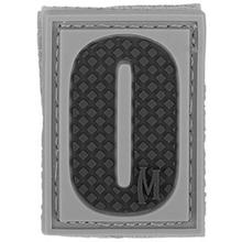 Maxpedition PVC Number 0 Patch, SWAT
