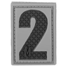 Maxpedition PVC Number 2 Patch, SWAT