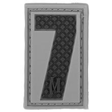 Maxpedition PVC Number 7 Patch, SWAT