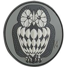 Maxpedition PVC Owl Patch, SWAT