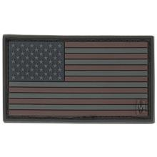 Maxpedition PVC Small USA Flag Patch, Stealth