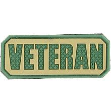 Maxpedition PVC Veteran Patch, Arid