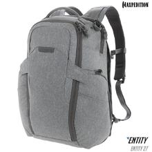 Maxpedition NTTPK27AS Entity 27 CCW-Enabled Laptop Backpack 27L, Ash