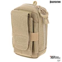 Maxpedition PUPTAN AGR Advanced Gear Research PUP Phone Utility Pouch, Tan