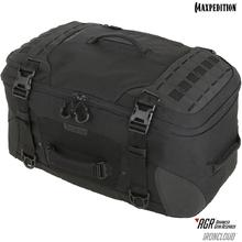 Maxpedition RCDBLK AGR Advanced Gear Research Ironcloud Adventure Travel Bag, Black