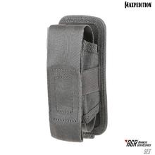 Maxpedition SESGRY AGR Advanced Gear Research SES Single Sheath Pouch, Gray