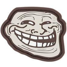 Maxpedition TRLFA PVC Troll Face Patch, Arid
