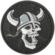 Maxpedition VKSKS PVC Viking Skull Patch, SWAT