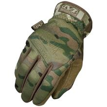 Mechanix Wear Fastfit Glove, Small (Size 8), Multicam