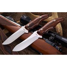 Mercworx Venor 4.88 inch S30V Fixed Blade, Ironwood Handle, Kydex Sheath