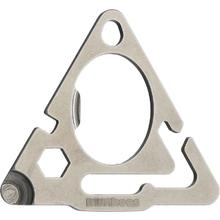 Munkees Stainless Steel Triangular Tool