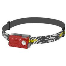 NITECORE NU20 USB Rechargeable LED Headlamp, Red, 360 Max Lumens