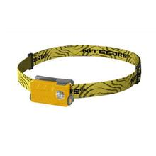 NITECORE NU20 USB Rechargeable LED Headlamp, Yellow, 360 Max Lumens