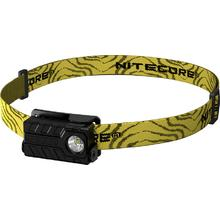 NITECORE NU20 USB Rechargeable LED Headlamp, Black, 360 Max Lumens