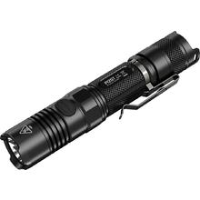 NITECORE Precise P12GT LED Flashlight, Black, 1000 Max Lumens