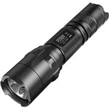 NITECORE Precise P20UV Strobe Ready and Ultraviolet CR123 LED Flashlight, 800 Max Lumens