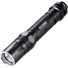NITECORE SmartRing Tactical SRT5 Detective CR123 LED Flashlight, Gray, 750 Max Lumens