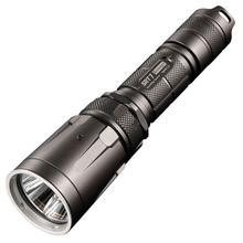 NITECORE SmartRing Tactical SRT7 Revenger 18650 LED Flashlight, Gray, 960 Max Lumens
