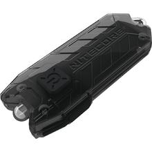 NITECORE Tube-UV Rechargeable Keychain LED Flashlight, Black