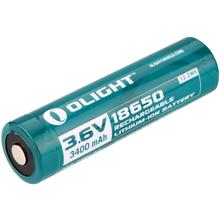 Olight 3400mAh-18650 Rechargeable Lithium-Ion Battery