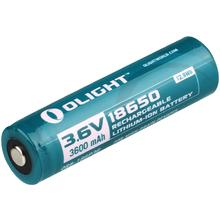 Olight 3600mAh-18650 Rechargeable Lithium-Ion Battery