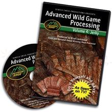 Outdoor Edge DVD Volume 4: Advanced Jerky Processing