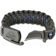 Outdoor Edge Para-Claw, Medium, Thin Blue Line