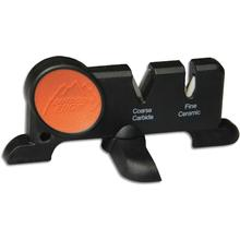 Outdoor Edge Sharp-X Pivoting X-Base Ceramic/Carbide Sharpener