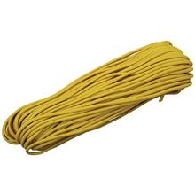 550 Paracord, Yellow/Gold, 100 Feet