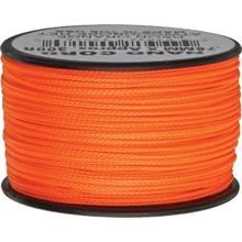Nano Cord, Neon Orange, 300 Feet x 0.75 mm