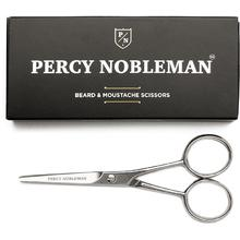 Percy Nobleman Beard and Mustache Scissors