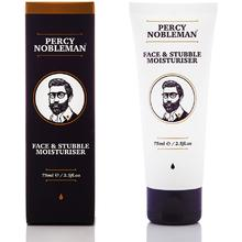 Percy Nobleman Face & Stubble Moisturizer, 75ml Tube