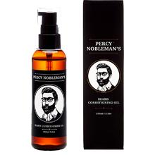 Percy Nobleman Unscented Beard Conditioning Oil, 100ml Eye Dropper Bottle