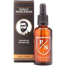 Percy Nobleman Premium Beard Oil, 50ml Eye Dropper Bottle
