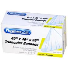 PhysiciansCare Brand Triangular Bandage, 1/box