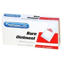 PhysiciansCare Brand Burn Cream/Ointment - 10/box