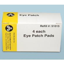 PhysiciansCare Brand 2 inch x 3 inch Eye Patch w/tape strips, 4/box