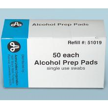 PhysiciansCare Brand Alcohol Pads, 50/box