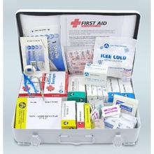 PhysiciansCare Brand Office / Warehouse First Aid Kit: 50 Person, 413 Pieces