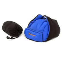 Proforce Snugnut Blue Hat and Earmuffs in One