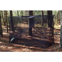 ESEE Knives DENGUE-NET Dengue Mosquito Net, Black, Made in the USA