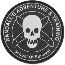 ESEE Knives PVC School of Survival Patch
