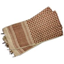 Red Rock Outdoor Gear Shemagh Head Wrap, Tan/Brown