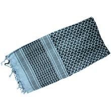 Red Rock Outdoor Gear Shemagh Head Wrap, Slate Blue