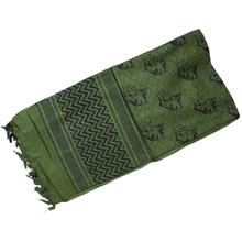 Red Rock Outdoor Gear Shemagh Head Wrap, Olive Drab/Black Wild Hog