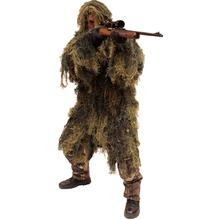Red Rock Outdoor Gear 2-Piece Ghillie Parka, Woodland Camo, M/L