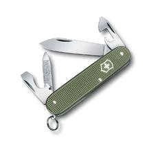 Victorinox Swiss Army Cadet 2017 Limited Edition Multi-Tool, Olive Green Alox, 3.25 inch Closed